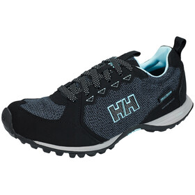 Helly Hansen Keswick Low HT Shoes Women black / ebony / blue tint